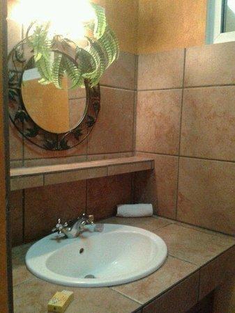 Sunset Hill Lodge : la salle de bains