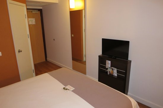 Ibis Istanbul City West Hotel : Standard double