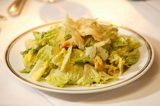 Arroyo Chop House: Caesar Salad