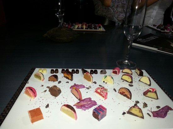 Ra, Chocolateria de Autor: Deliciosos