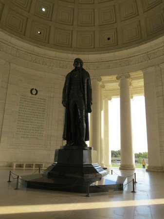Jefferson Memorial : Jefferson