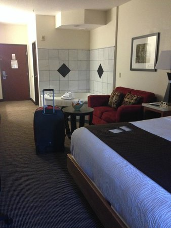 Best Western Plus Park Place Inn & Suites: clean stay