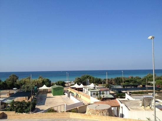 Hotel Francesco: panorama dalla stanza 15...che spettacolo!!