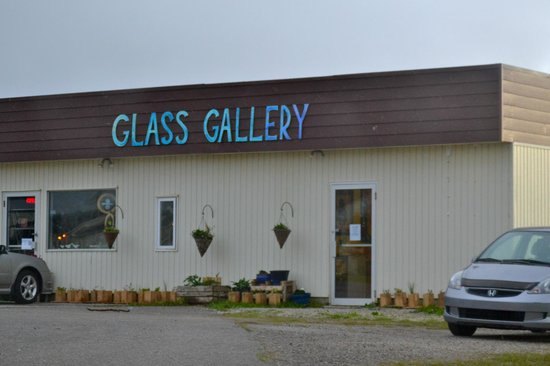 The Glass Station