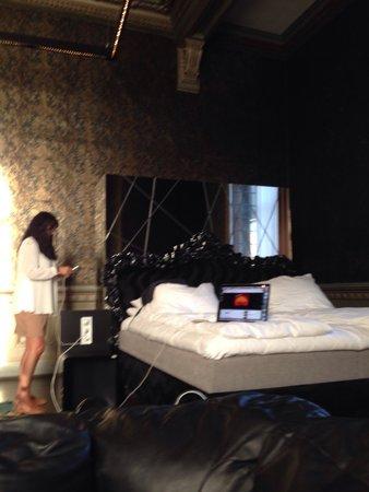 Comfort Hotel Grand Central: Konge suite