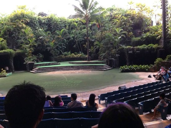Polynesian Cultural Center: 'Breath of Life' back stage tour