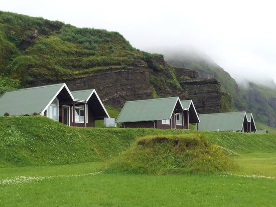 Hotel Edda - Vik i Myrdal : cottages