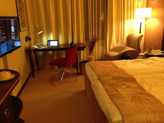 Holiday Inn Helsinki West-Ruoholahti: Executive room