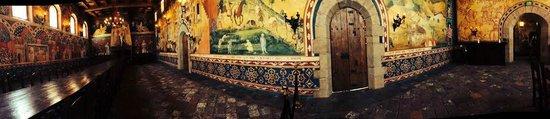 Castello di Amorosa: Dining Hall