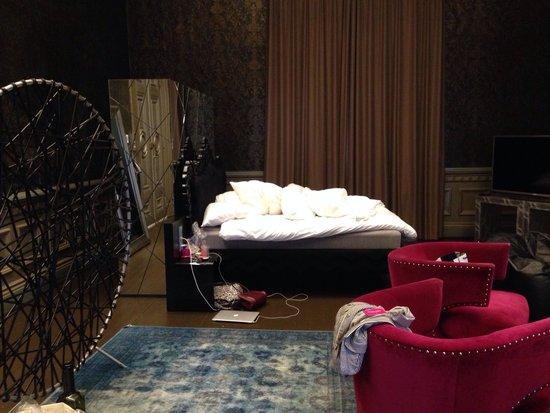 Comfort Hotel Grand Central: Konge Suite rom 232