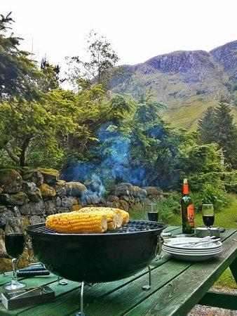 Glen Nevis Caravan and Camping Park: Caravantastic!