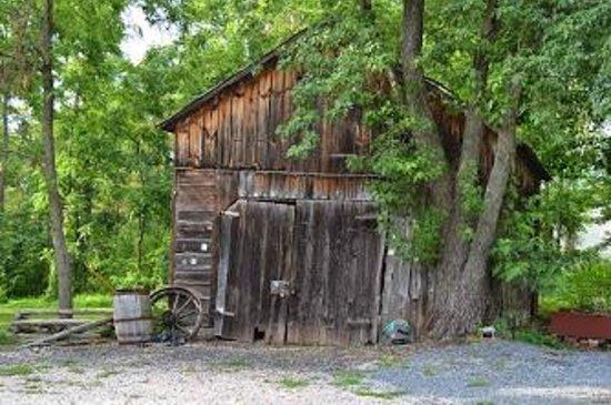 The Lightner Farmhouse: Old Barn.