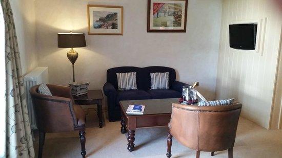 The Bushmills Inn Hotel: Pleasing decor