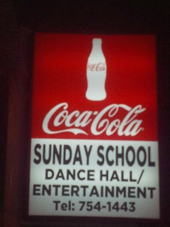 Miller's Guest House: Sunday School Bar/Club