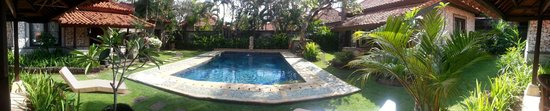 The Club Villas: Pool villa 9