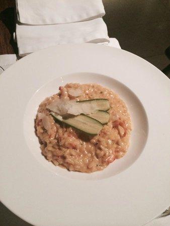 Hotel Grande Bretagne, A Luxury Collection Hotel: Amazing risotto.