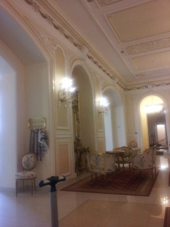 Grand Hotel Continental: mittel europa