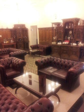 Grand Hotel Continental: cosy