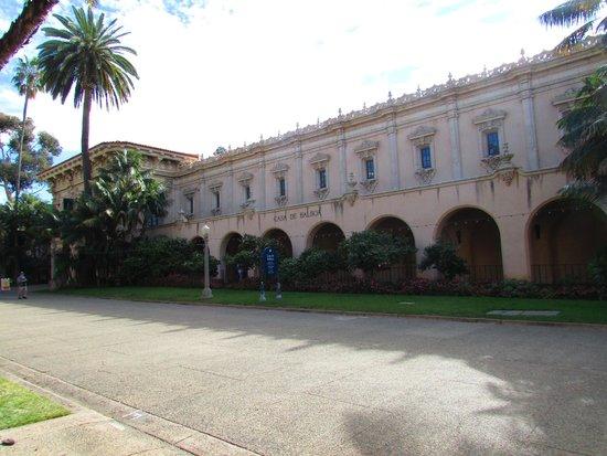 Casa De Balboa