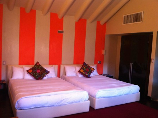 Casa Cartagena Boutique Hotel & Spa: Sleeping area