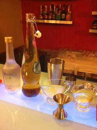 Casa Cartagena Boutique Hotel & Spa: Pisco Sour Lesson