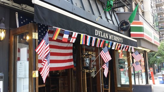 Dylan Murphy's