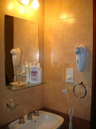 VerdeSolaro Suite Spa: baño
