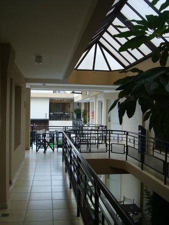 VerdeSolaro Suite Spa: pasillos