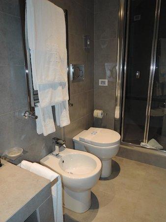 Smart Hotel: Salle de bain