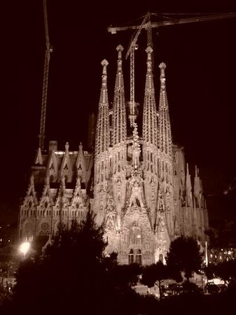 Gaudi's Nest : View from Apt 3