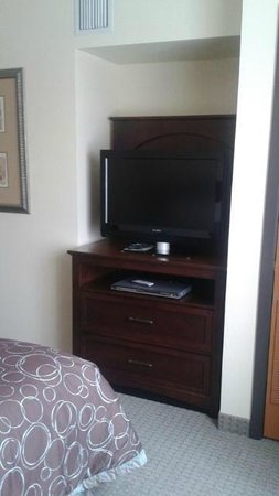 "Staybridge Suites: ""living room"" tv in suite"