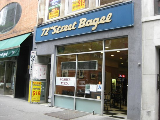 Photo of American Restaurant 72nd Street Bagel at 130 W 72nd St, New York, NY 10023, United States
