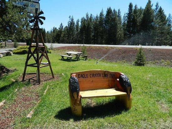 Eagle Crater Lake Inn: Remodeling
