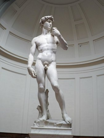 Accademia Gallery: Michelangelo's David