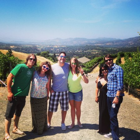Lonnie's Wine Tours & Transportation: Winery