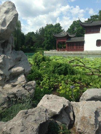 Jardin Botanique de Montreal : China garden