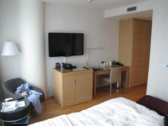 Hilton Reykjavik Nordica : Room 326