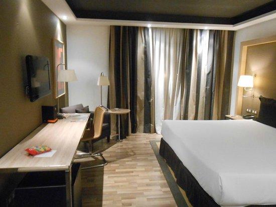 Hotel Jazz: Habitación
