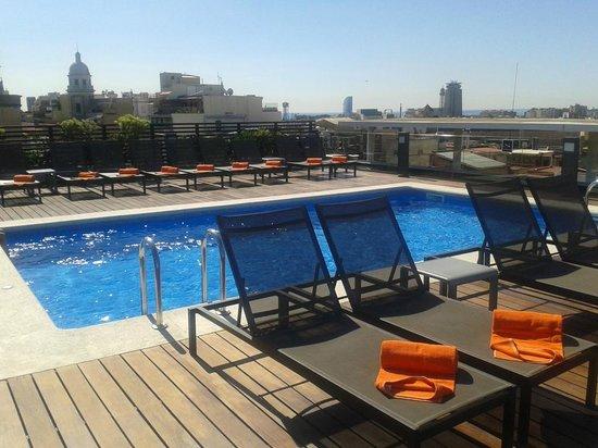Hotel Jazz: Pileta