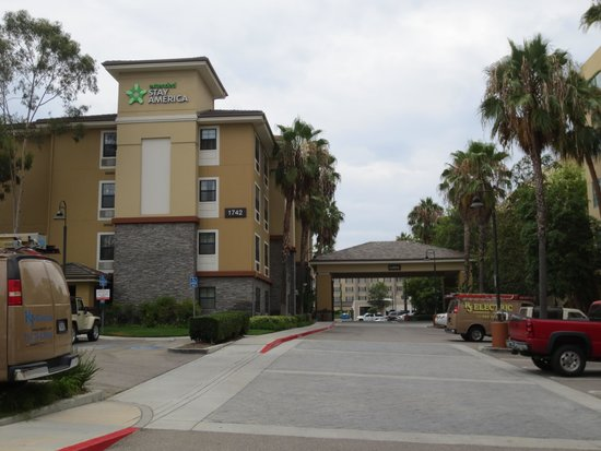Extended Stay America - Orange County - Anaheim Convention Center: Nice Hotel