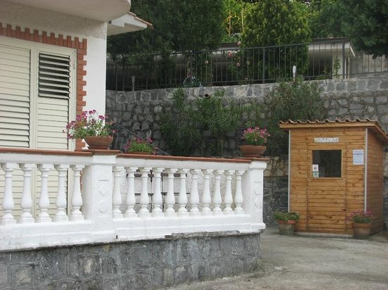 Elios Residence : reception