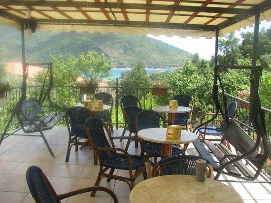Elios Residence : sala breakfast