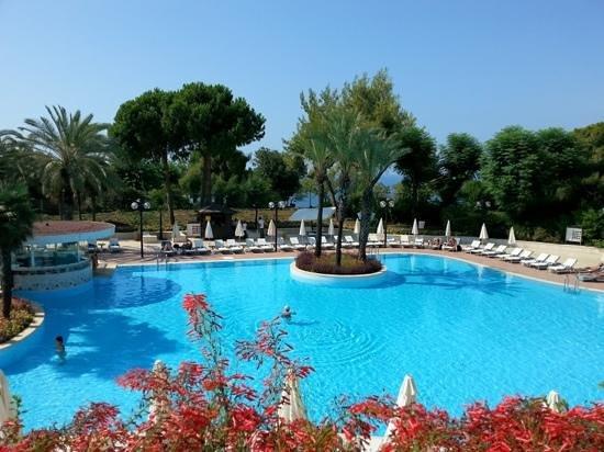 Rixos Downtown Antalya : piscine