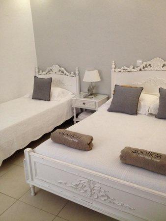 Apollon Boutique Hotel: Room 2 (garden)