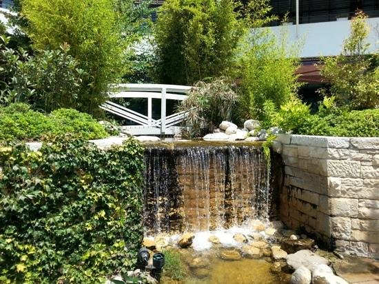 Rixos Downtown Antalya : jardin