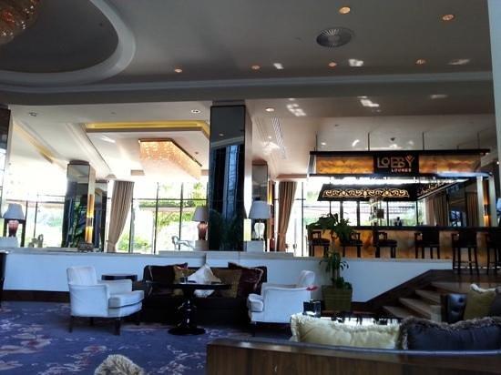 Rixos Downtown Antalya : bar