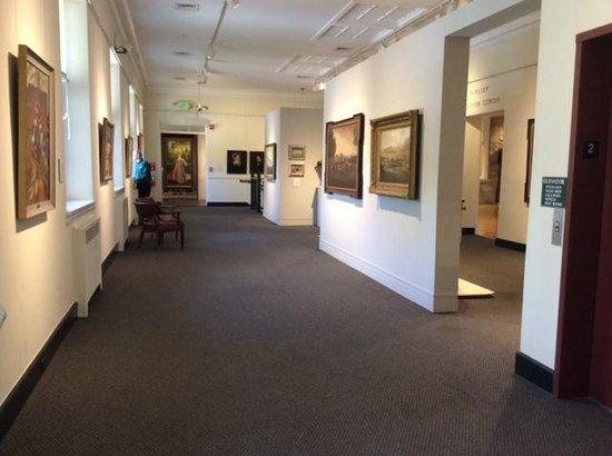 Bennington Museum: Hall