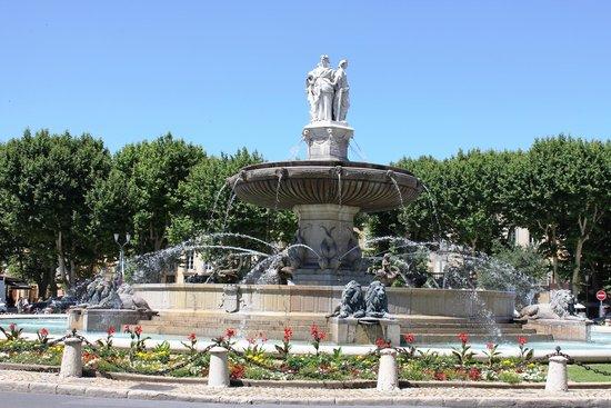 Ventoux Decouvertes : Aix en Provence