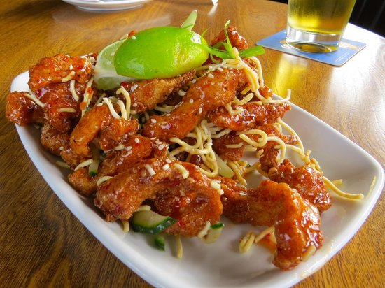 Original Joe's Restaurant & Bar: Chili Lime Chicken Appy