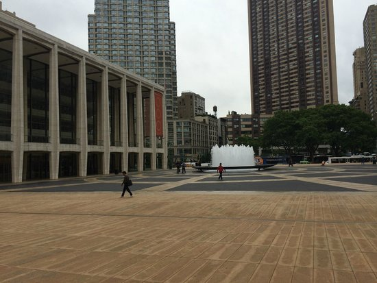 Lincoln Center for the Performing Arts: FONTE